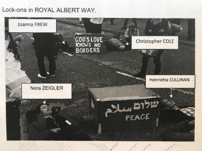 police images from the trial preparation documents